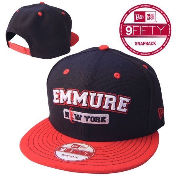 Emmure - New York (Black and Red)