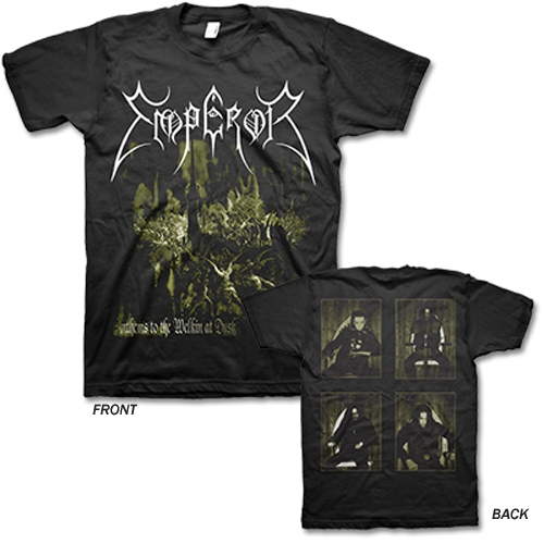Emperor - Anthems To The Welkin (Black)