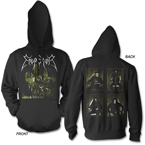 Emperor - Anthems To The Welkin (Hoodie)