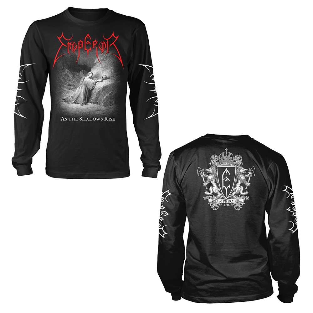 Emperor - As The Shadows Rise (Longsleeve)