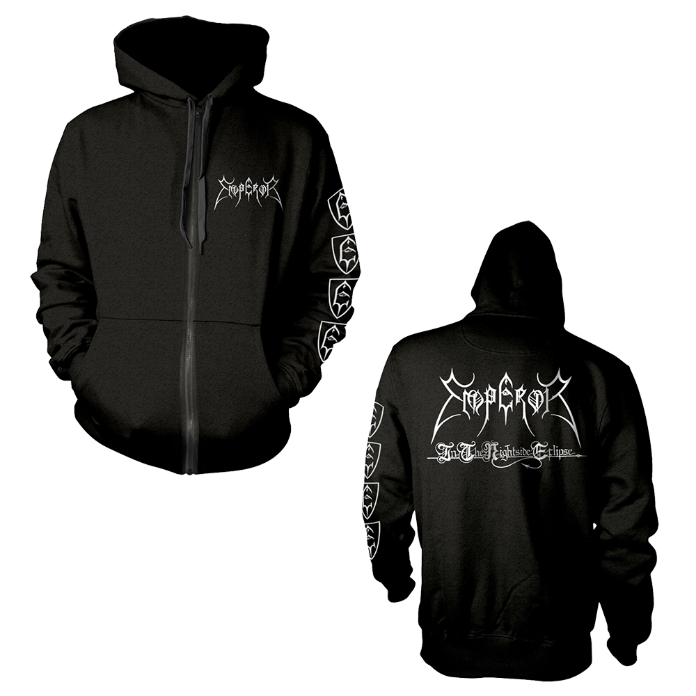Emperor - In The Nightside 2 (Zip Hoodie)