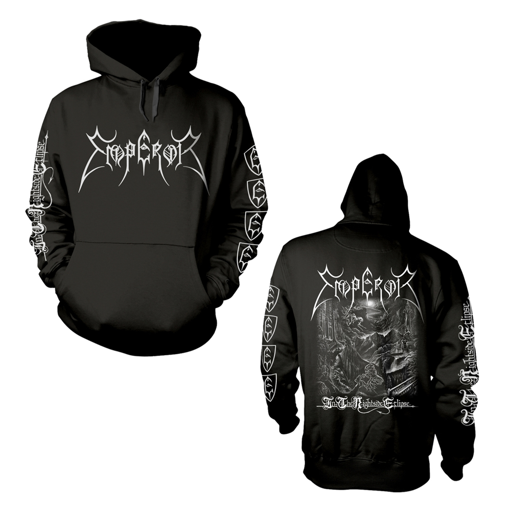 EMPEROR Anthems To The Welkin At Dusk Album Cover Pullover HOODIE S XXL NEW