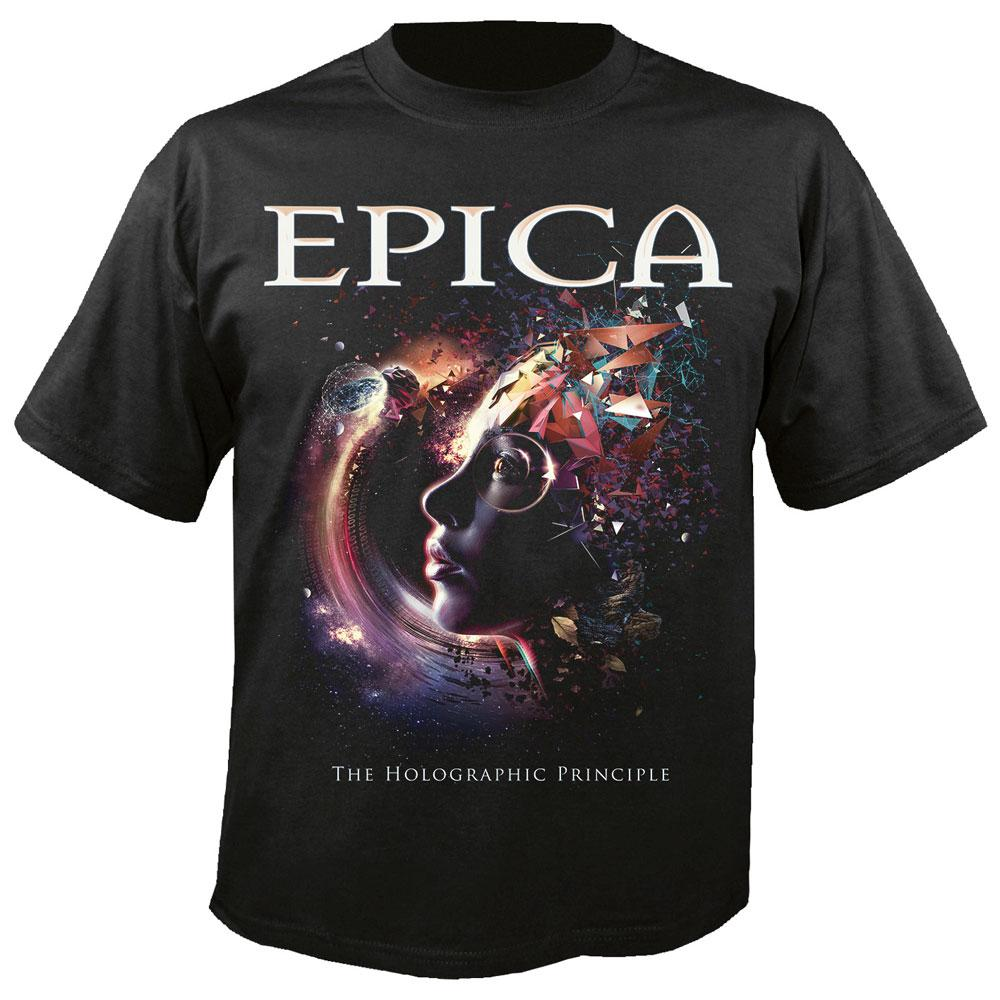 Epica - The Holographic Principle (Black)