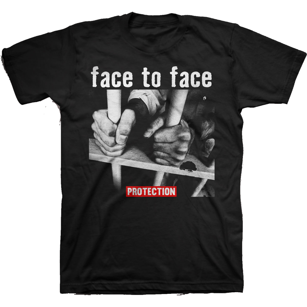 Face To Face - Face To Face Prison Bars (Black)