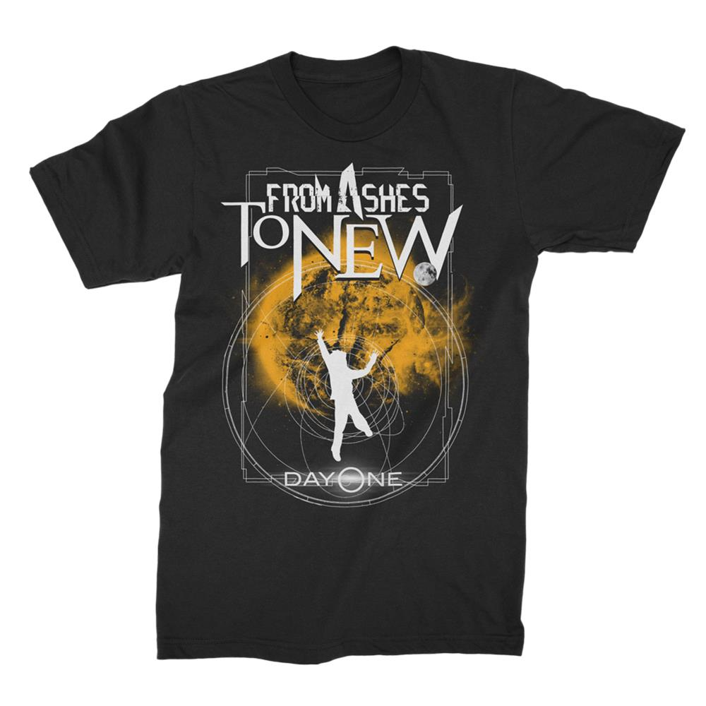 From Ashes To New - Kid In Space (Black)