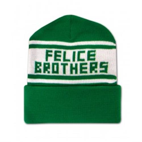 The Felice Brothers - Knit Hat (Green)