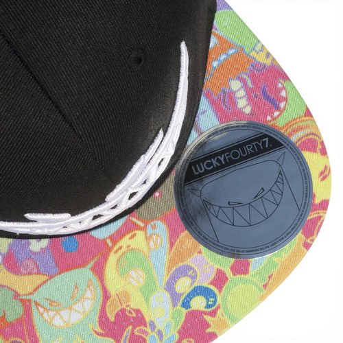Feed Me - All Over Monster Snapback