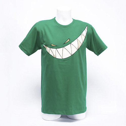 Feed Me - Green Teeth T-Shirt