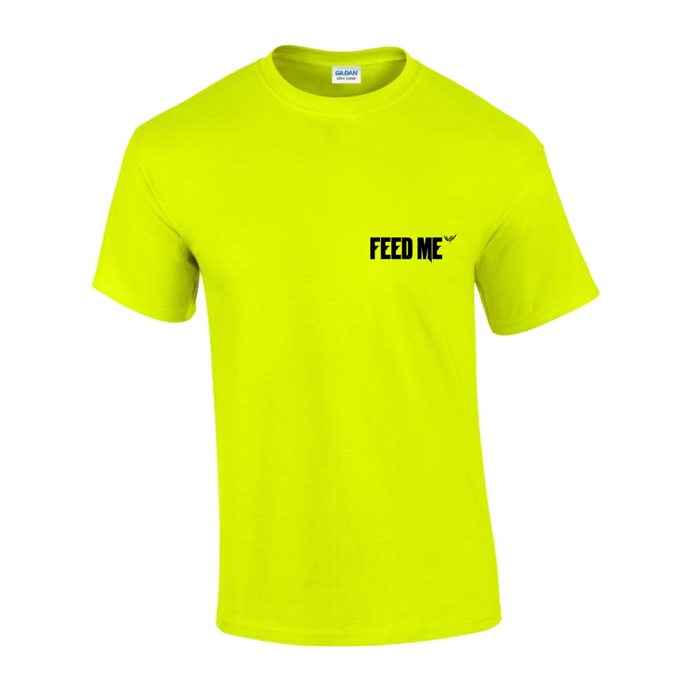 Feed Me - Active Neon T-Shirt