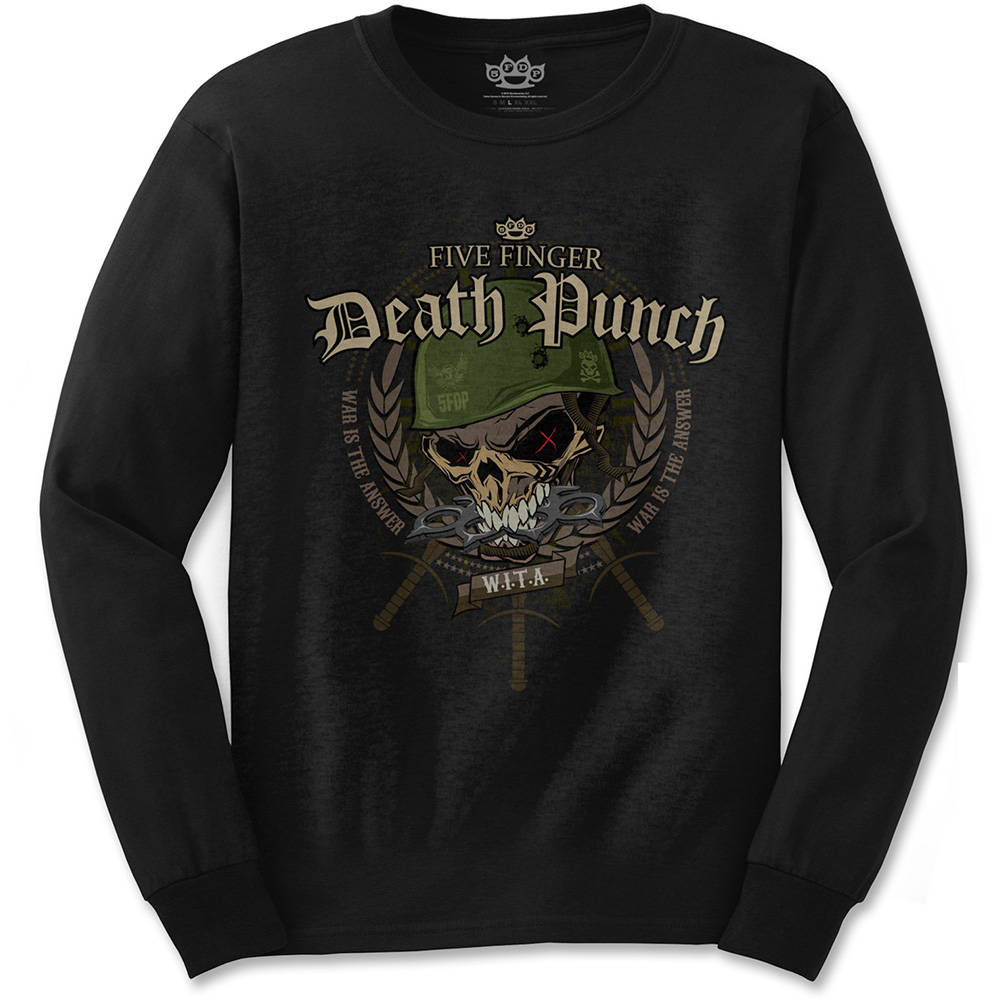 Five Finger Death Punch - Warhead (Black)