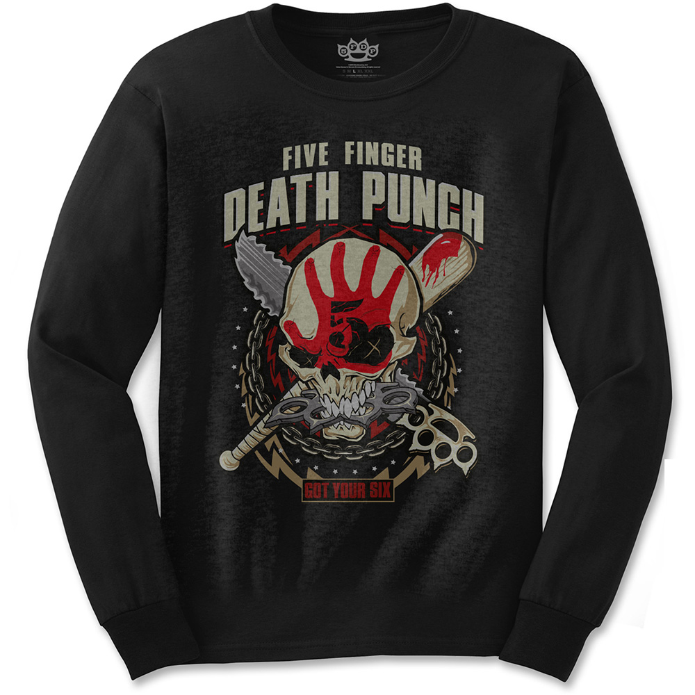 Five Finger Death Punch - Zombie Kill (Black)