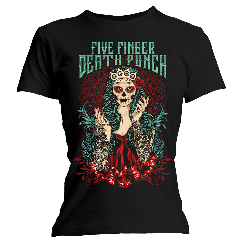 Five Finger Death Punch -  Lady Muerta (Women's)