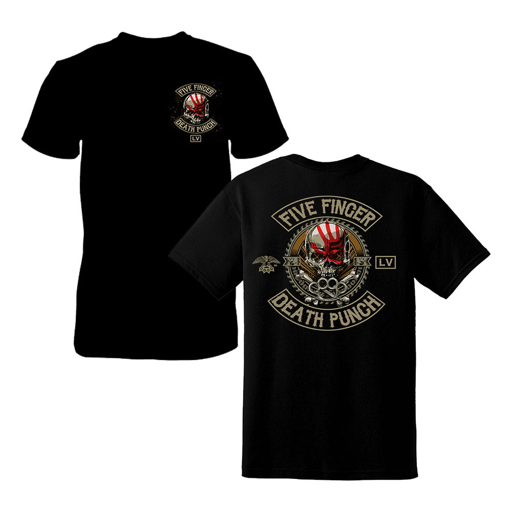 Five Finger Death Punch - LV Crest