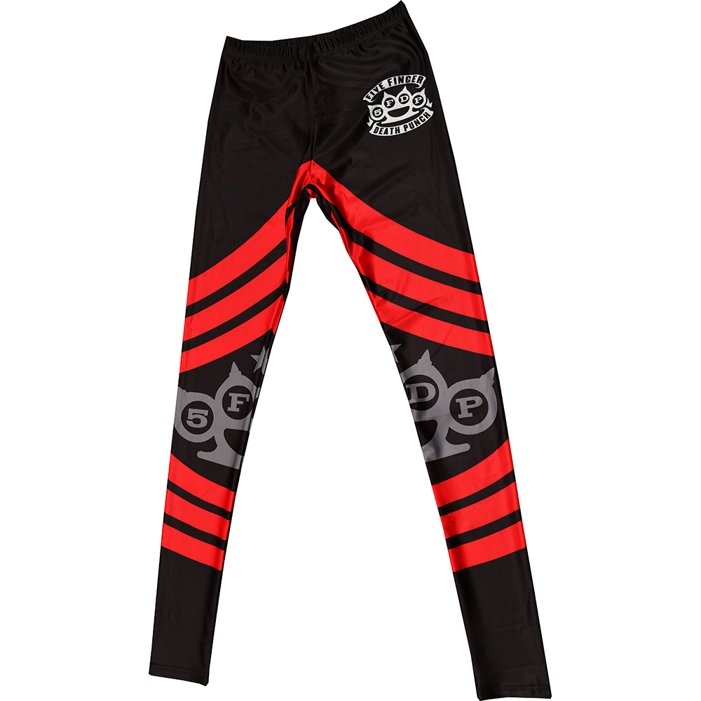 Five Finger Death Punch - Brass Knuckle Leggings