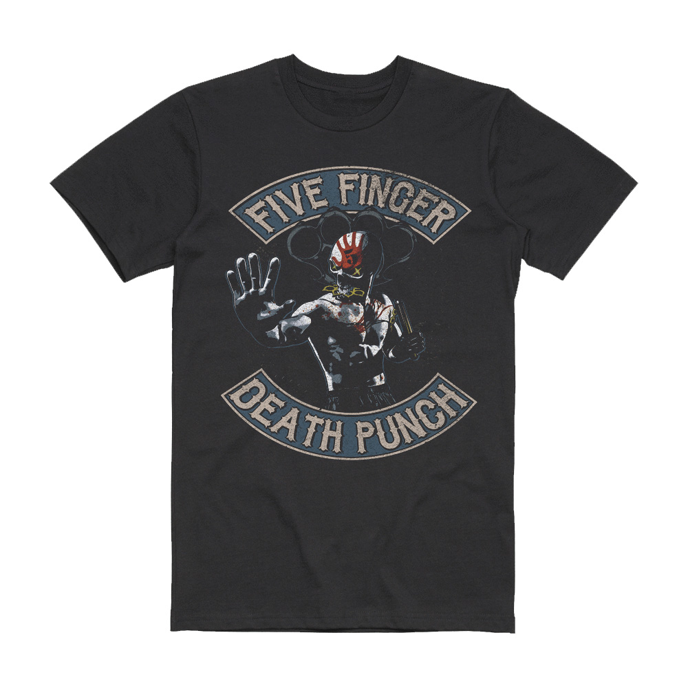 Five Finger Death Punch - Bruce 2020 World Tour Tee