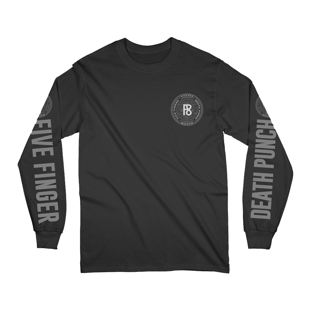 Five Finger Death Punch - F8 2020 World Tour Long Sleeve Tee