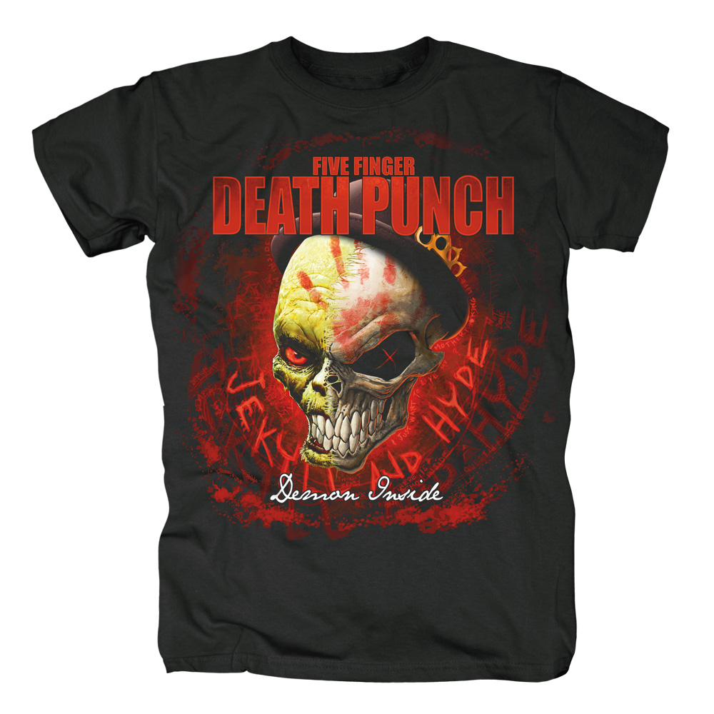 Five Finger Death Punch - Dapper (Black)