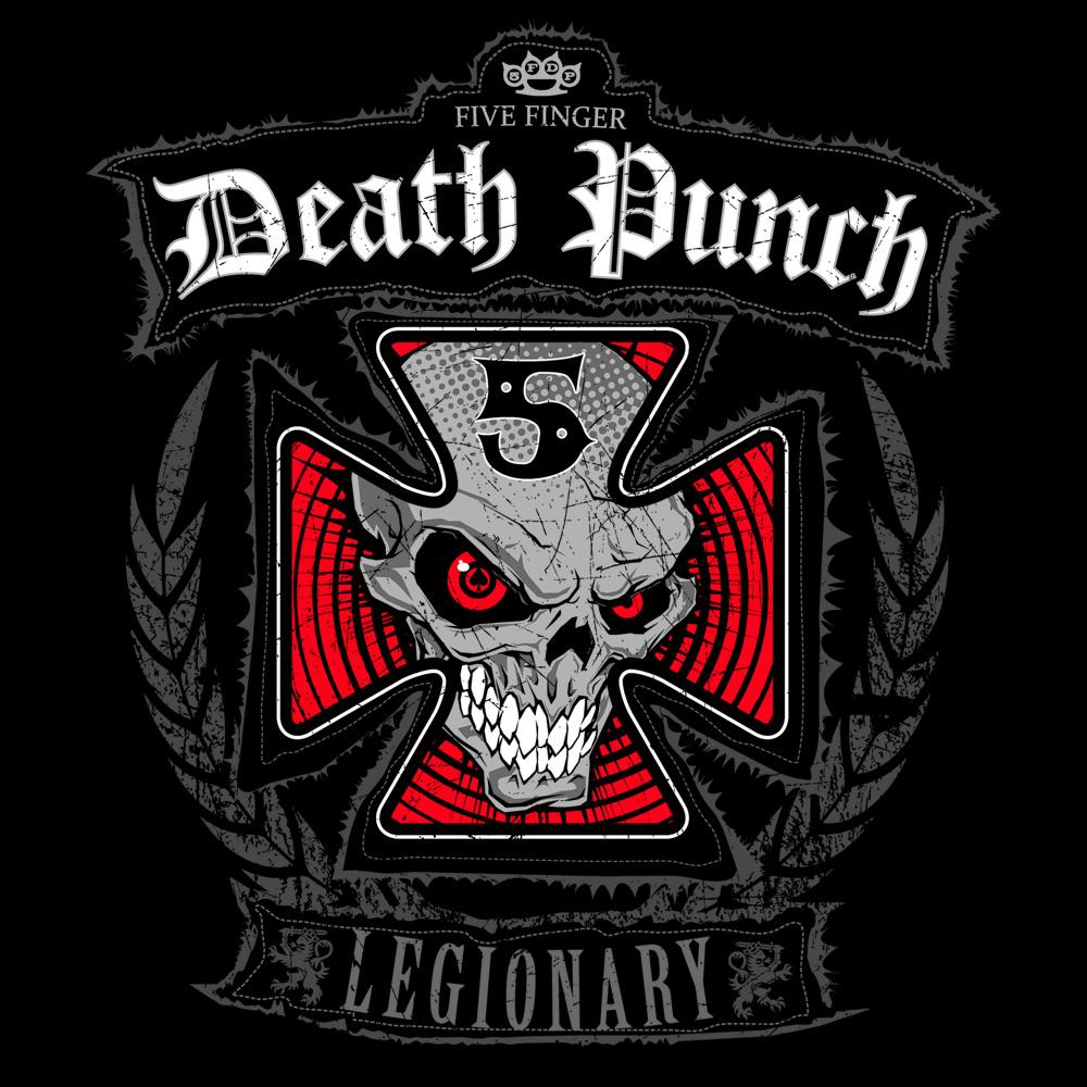 Five Finger Death Punch WAR - Wallpaper Edit by TheSkyFx ...