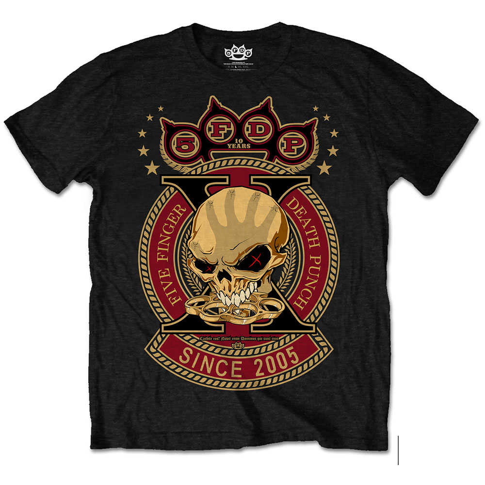 Five Finger Death Punch - Anniversary (Black)