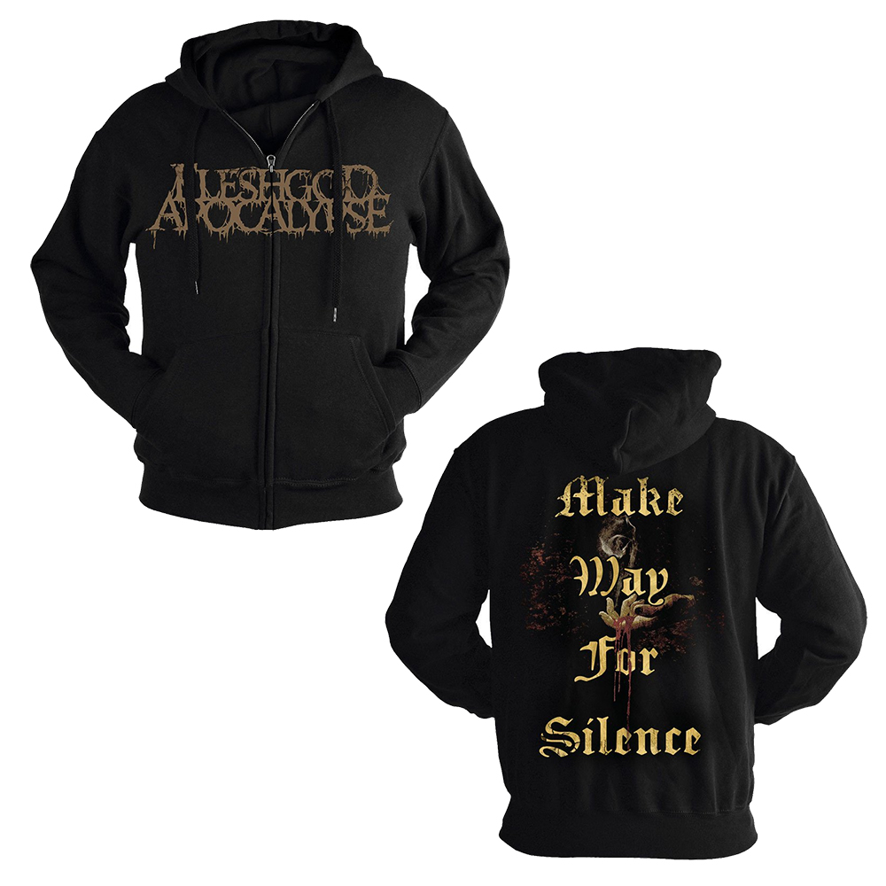 Fleshgod Apocalypse - Make Way For Silence (Hoodie)
