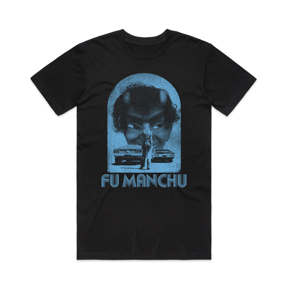 Fu Manchu -  In Search Of Tee