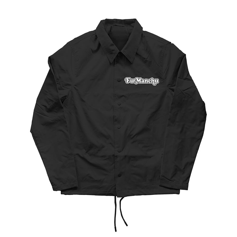 Fu Manchu - The Action is Go Coach Jacket