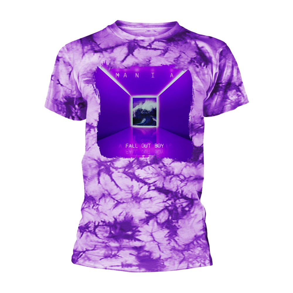 Fall Out Boy - Mania Tie-Dye