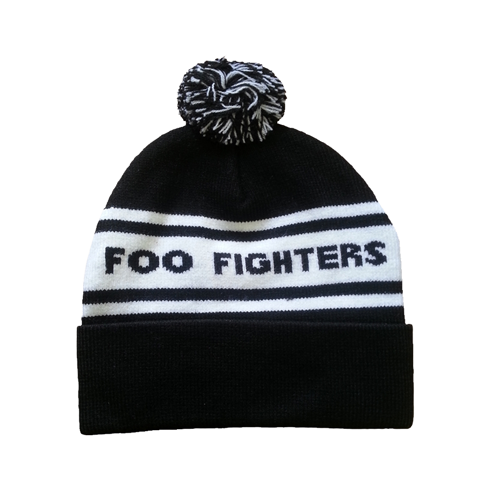 Foo Fighters - Logo 2015 Knitted Ski Hat