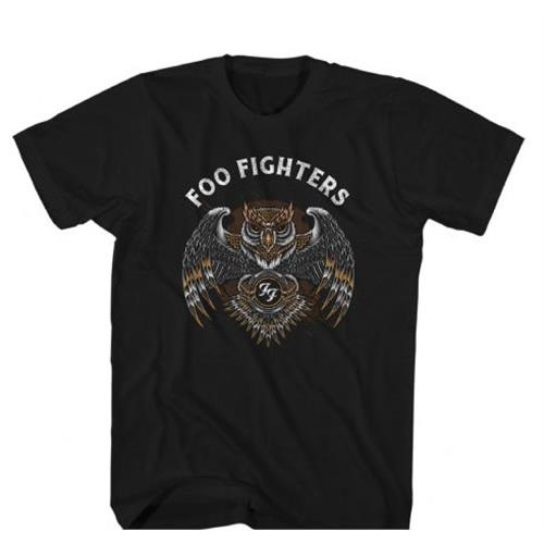 Foo Fighters - Owl Men's (Black)