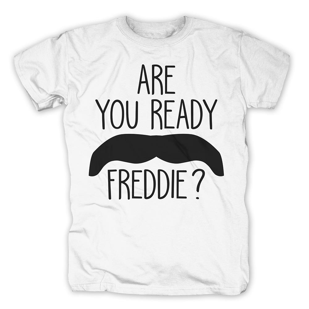 Freddie Mercury - Are You Ready Freddie