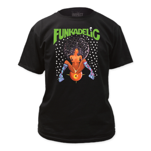 Funkadelic - Afro Girl (Black)