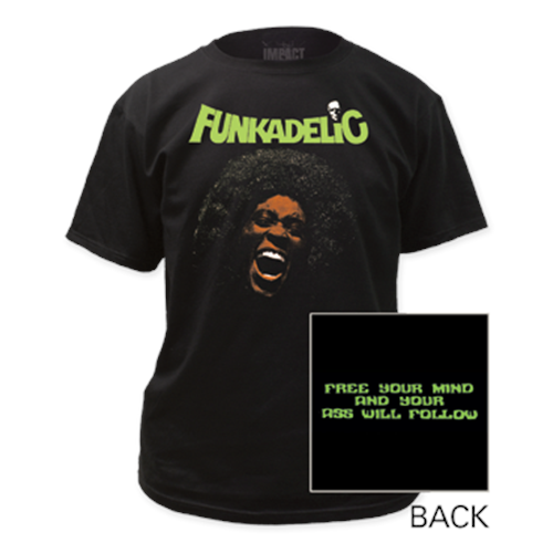 Funkadelic - Free Your Mind (Black)