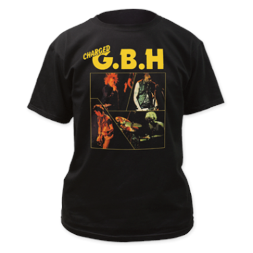 G.B.H - Catch 23  (Black)