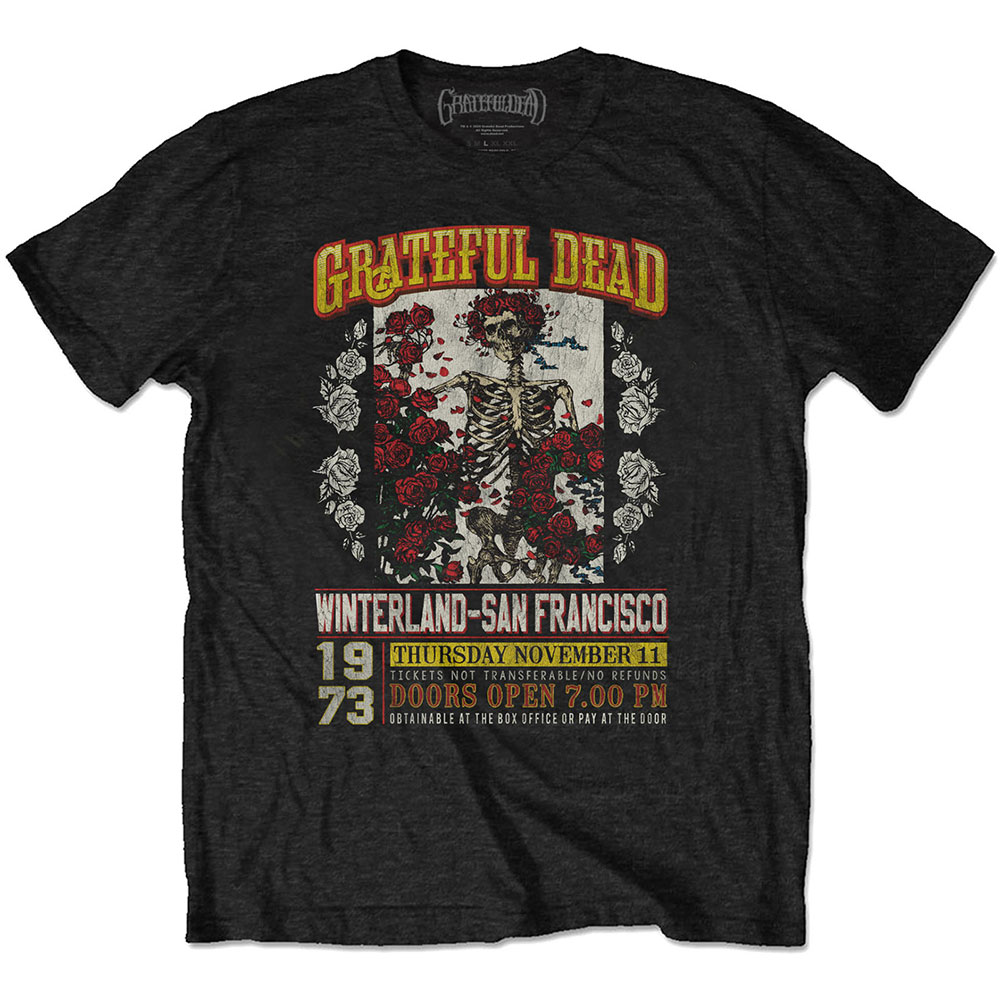 Grateful Dead - San Francisco Eco Tee