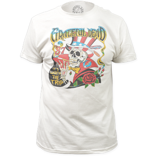 Grateful Dead - Worth The Trip (White)