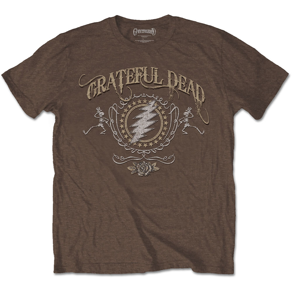 Grateful Dead - Bolt Brown