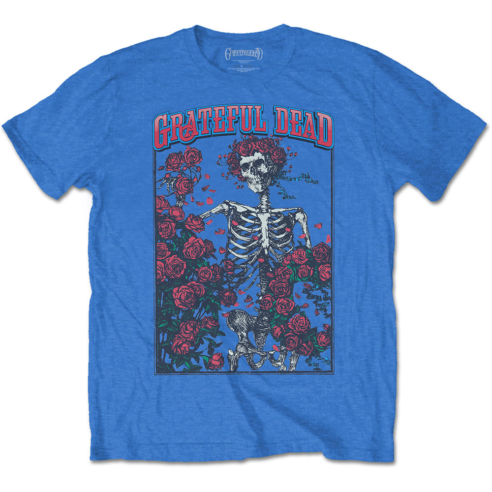 Grateful Dead - Bertha & Logo