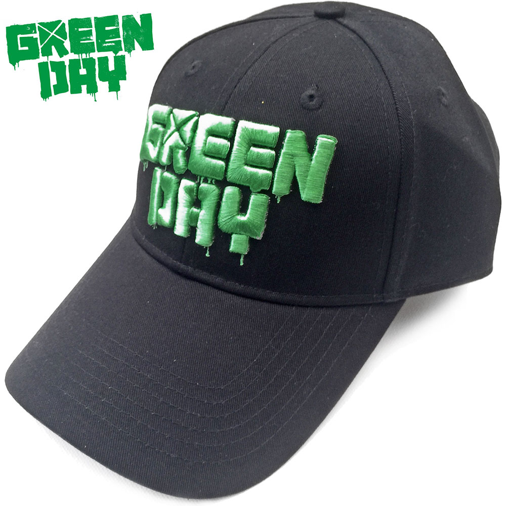 Green Day - Dripping Logo
