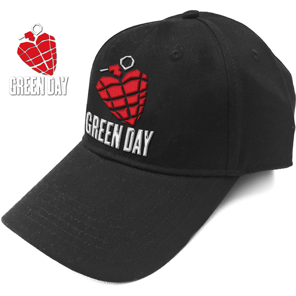 Green Day - Grenade Logo
