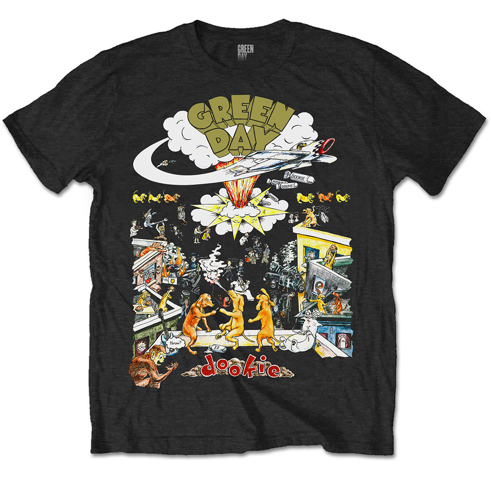 Green Day - Special Edition: 1994 Tour (Black)