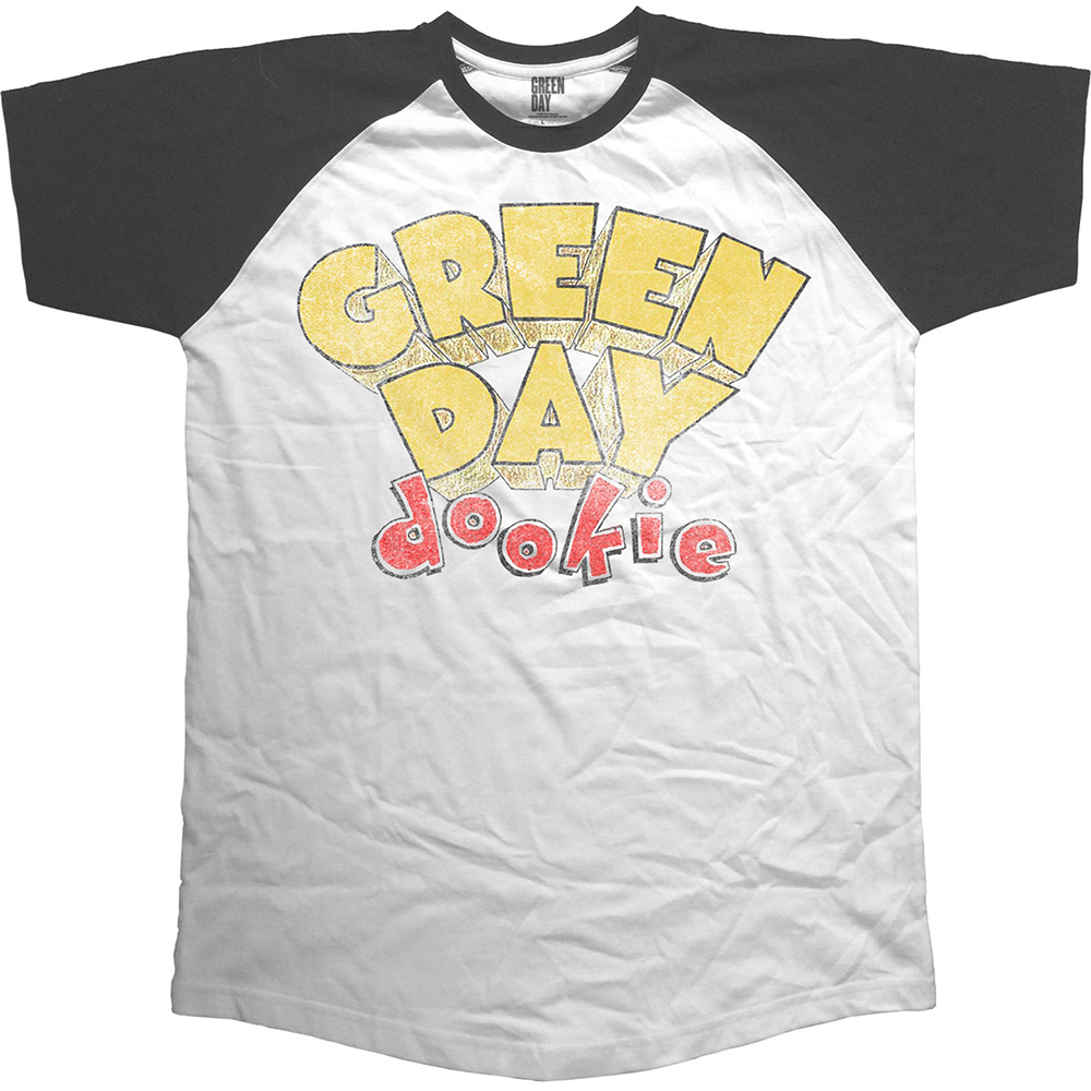 Green Day - Dookie (White)
