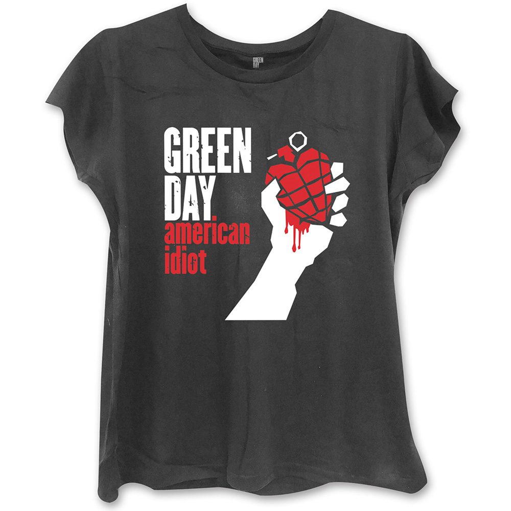 Green Day - American Idiot (Black Skinny Fit)