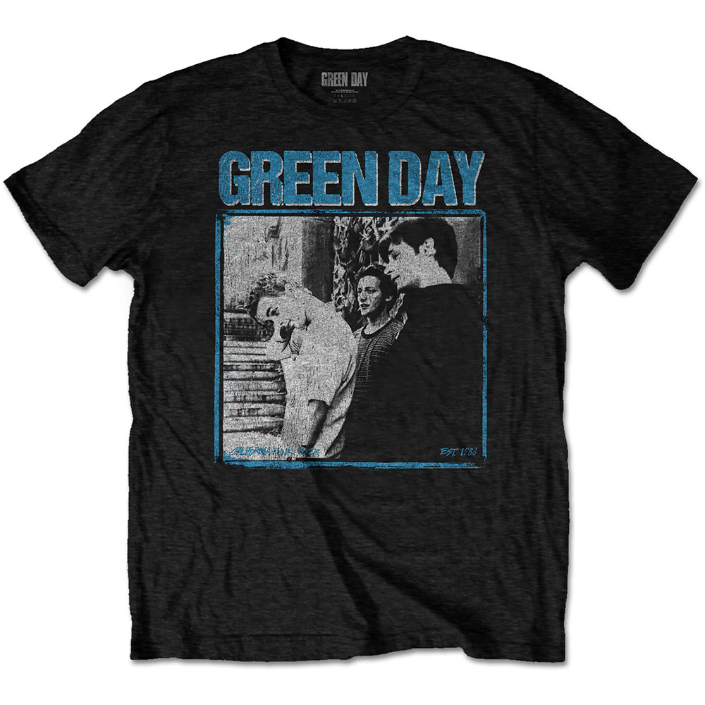 Green Day - Photo Block