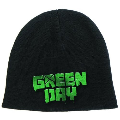 Green Day -  Logo (Beanie Hat)