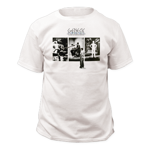 Genesis - Down On Broadway (White)
