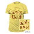 Genesis Trick Of The Tail (Banana) USA Import T-Shirt