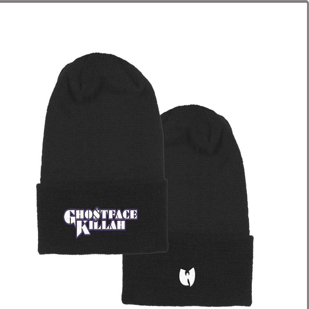 Ghostface Killah - Black Cuff (Black)