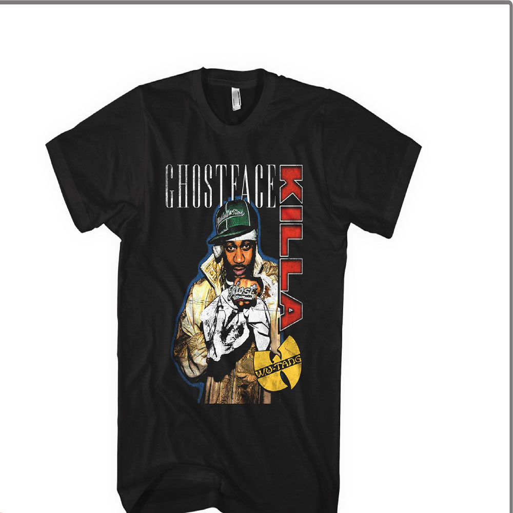 Ghostface Killah - Standing Photo (Black)