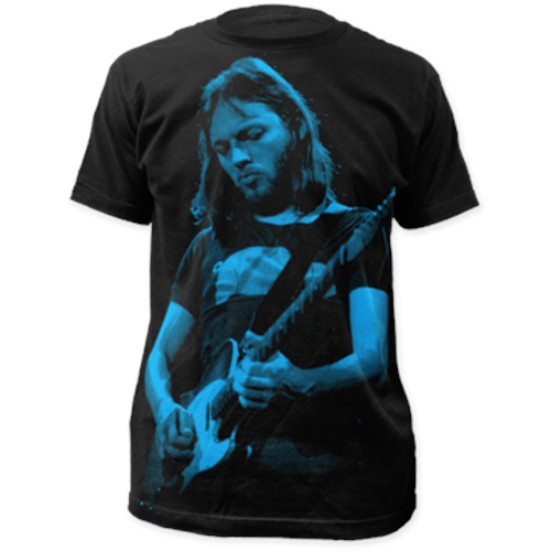 David Gilmour - Icon Big Print (Black)