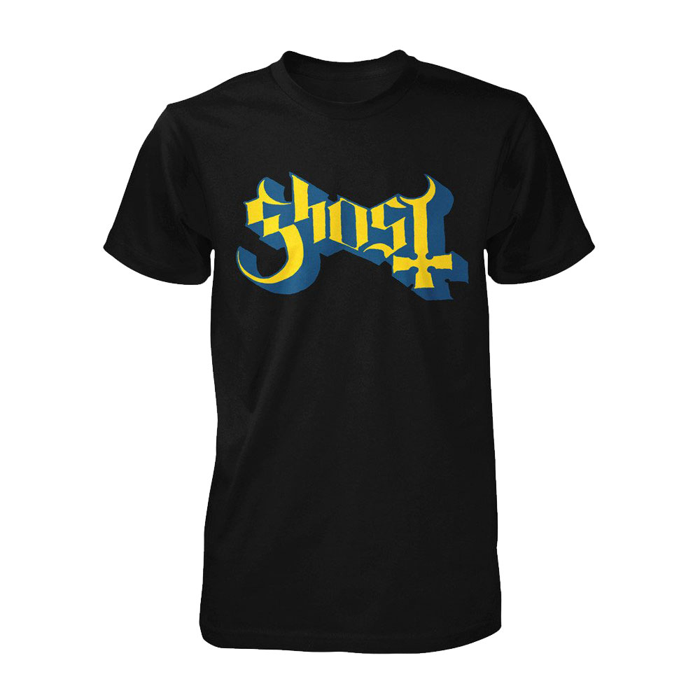 Ghost - Logo (Black)